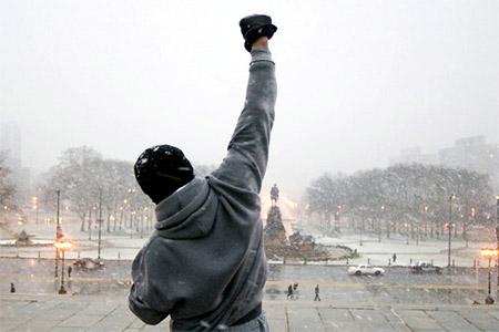 Rocky Balboa en la película