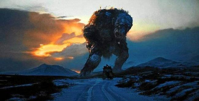 'Troll Hunter'