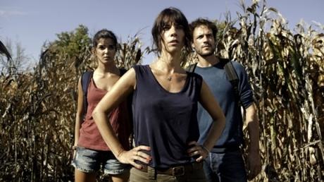 Clara Lago, Maribel Verdú y Daniel Grao en 'Fin'