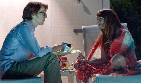 Paul Dano y Zoe Kazan en 'Ruby Sparks'