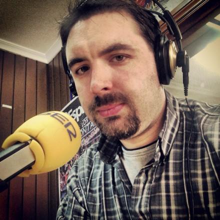 Presentador de la sección de cine de Cadena SER Guadalajara
