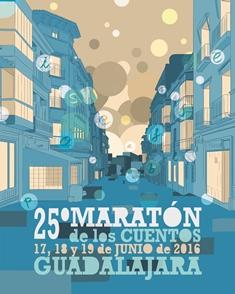 25maratoncuentosguada