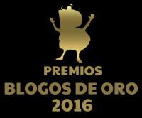 Nominados Blogos de Oro 2016