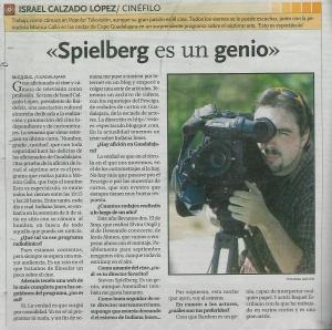 Entrevista La Tribuna 23 mayo 2008