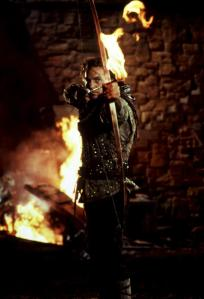 ROBIN HOOD: PRINCE OF THIEVES, Kevin Costner, 1991