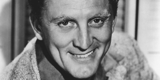 KIRK DOUGLAS -- Pictured: Actor Kirk Douglas -- Photo by: NBCU Photo Bank