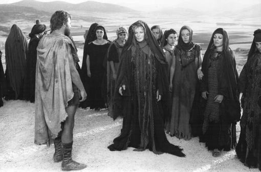 'Las troyanas', 1971